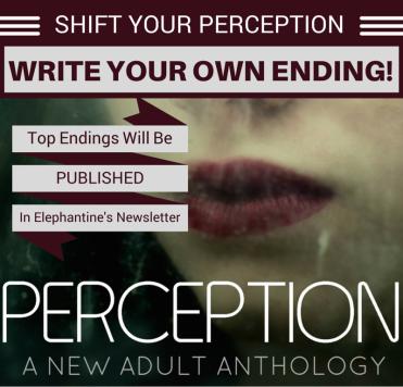 shift your perception button