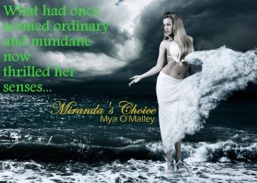 Woman in Splashing Dress Walking on Stormy Sea. Aphrodite Godess Collage.