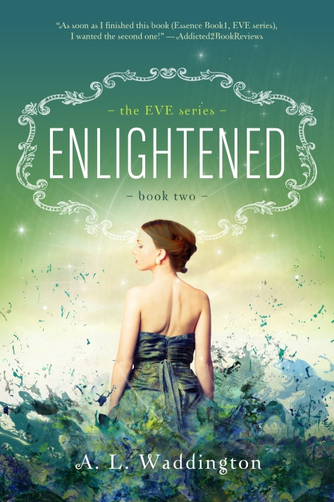 Enlightened final cover